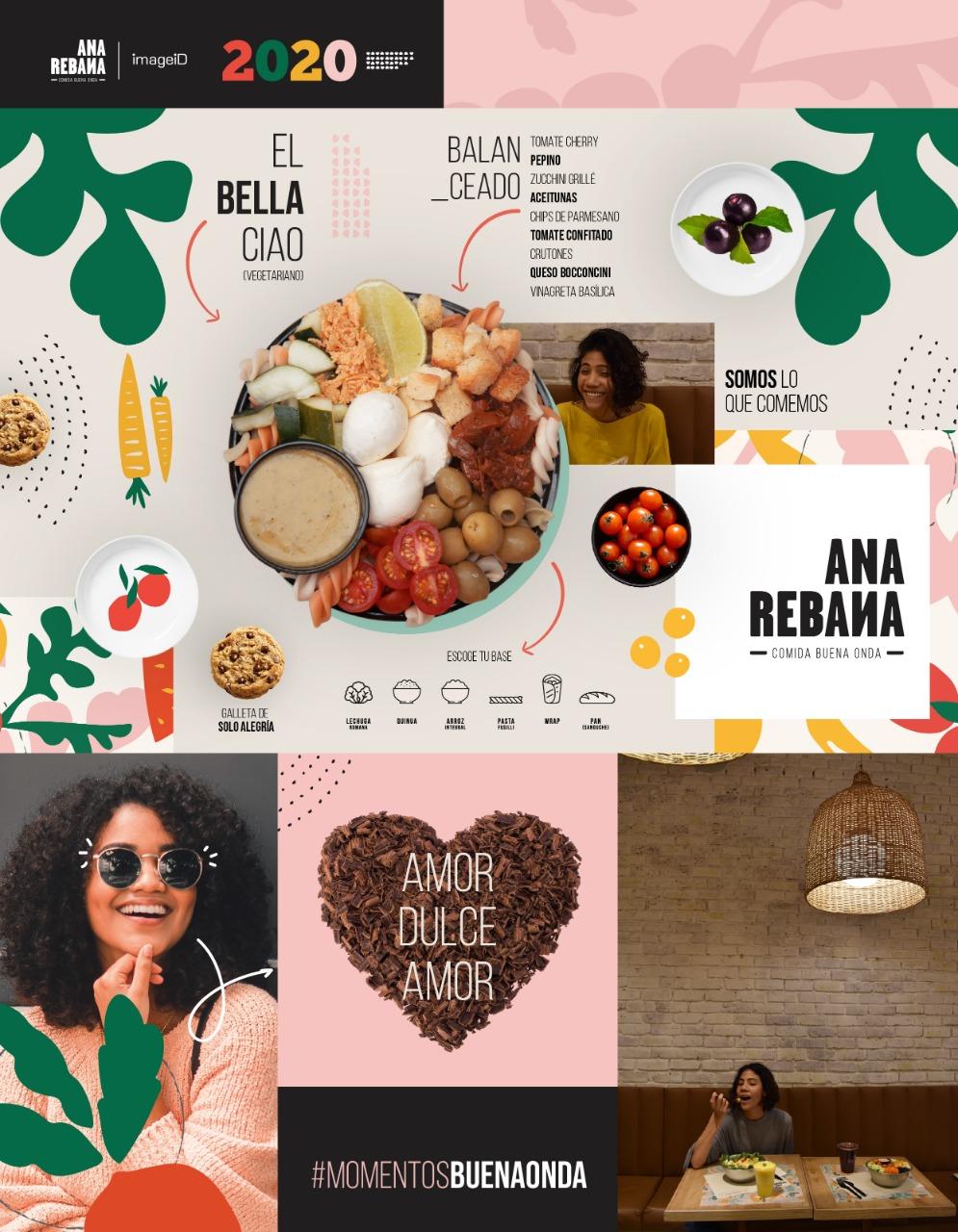Ana Rebana – Redes